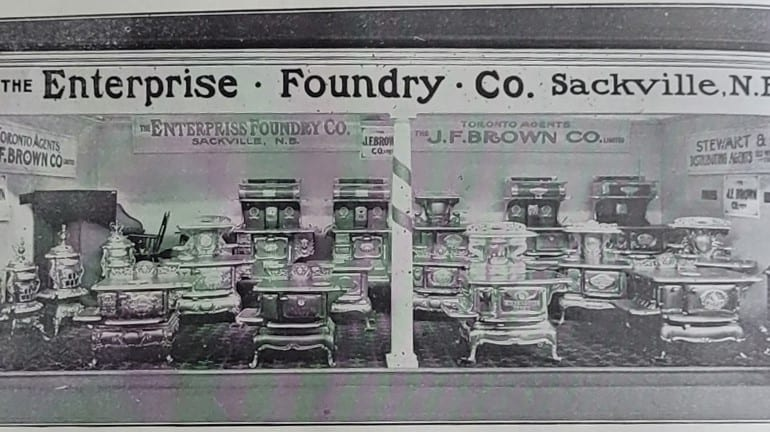 foundry store front